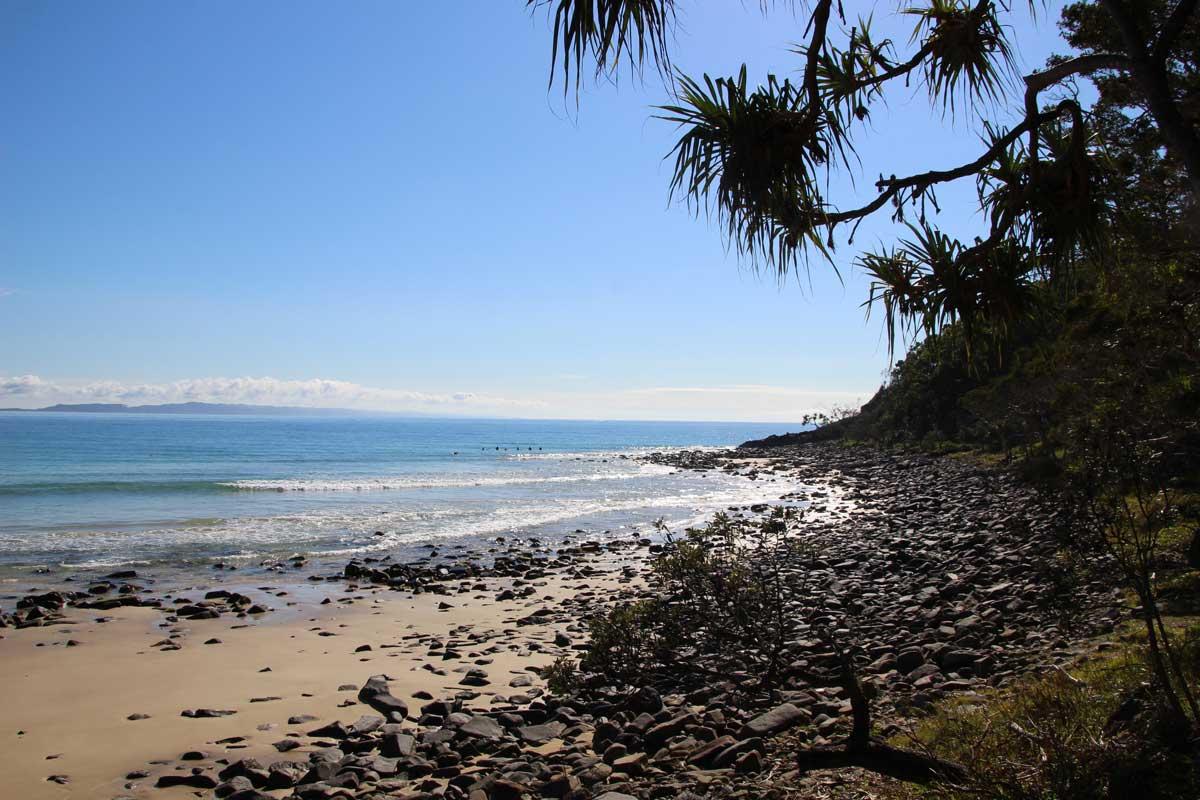 Noosa Australie plage