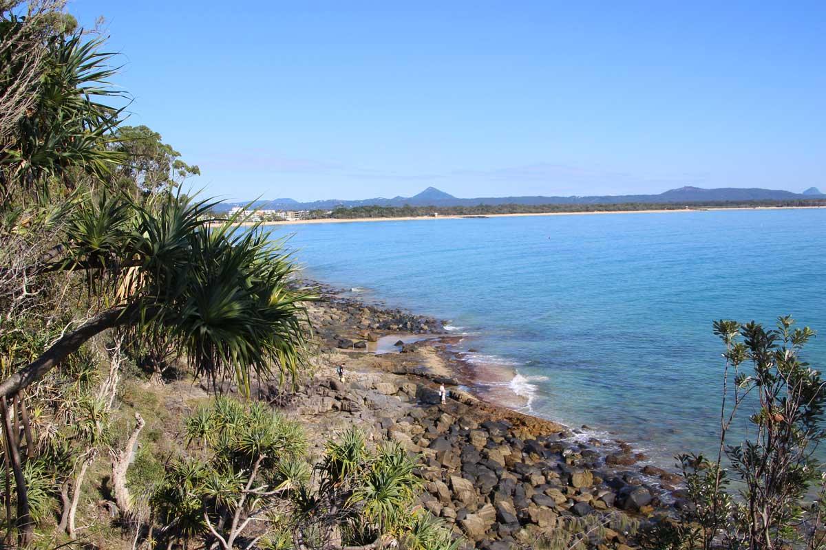 Parc naturel vue Noosa Australie