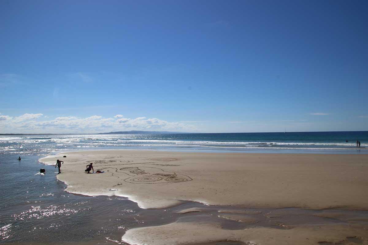 baie de Noosa Australie