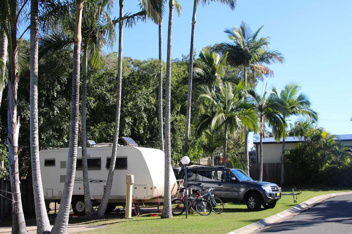emplacement camping Noosa Australie