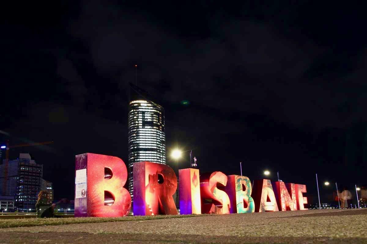 lettres Brisbane