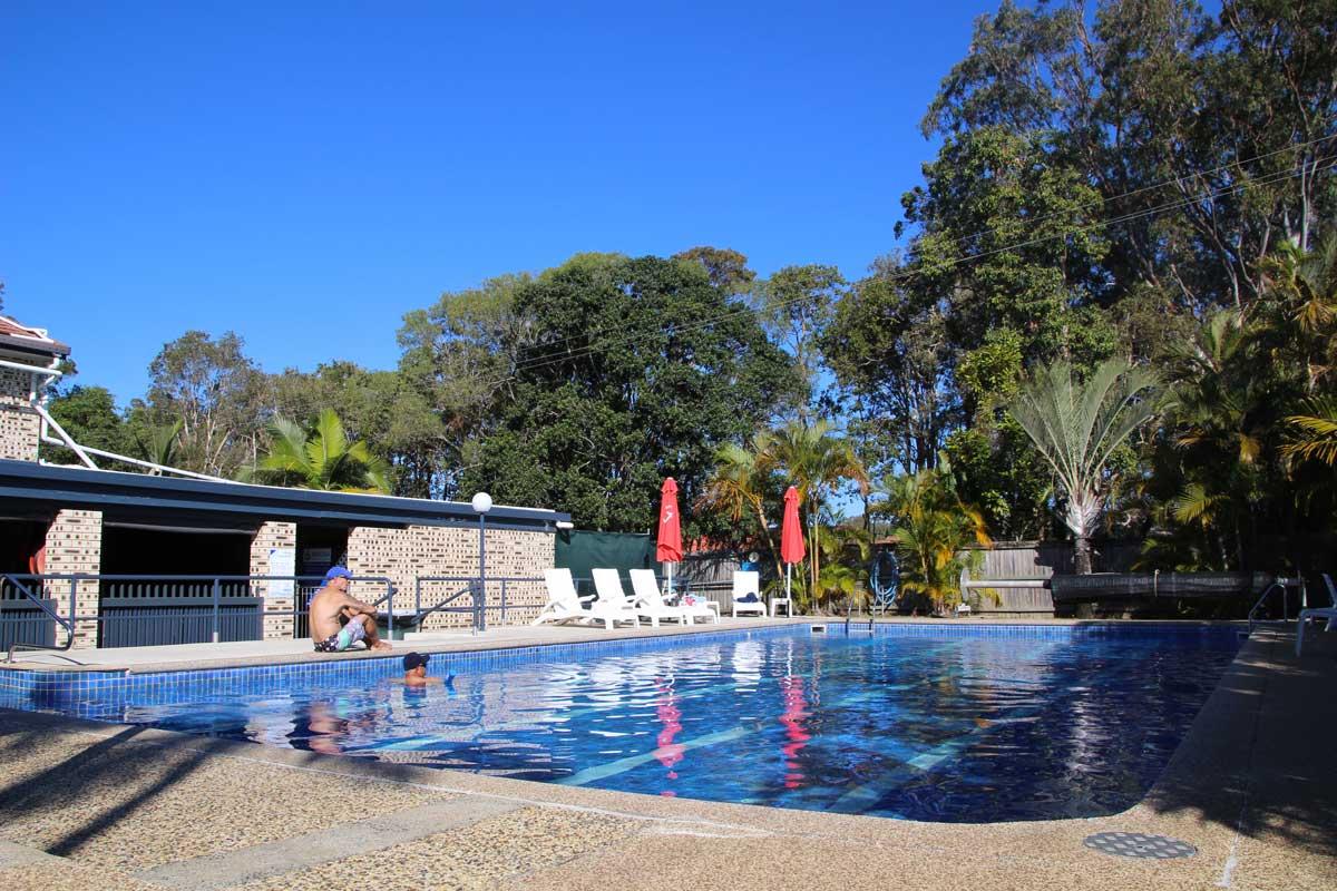piscine Noosa Australie