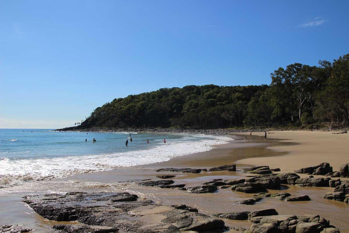plage Noosa Australie