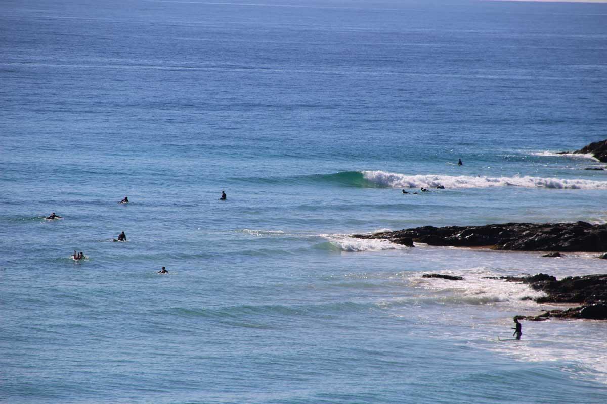 surfeurs Noosa Australie
