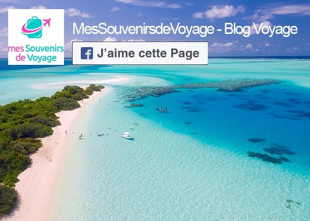 Facebook MesSouvenirsdeVoyage blog voyage