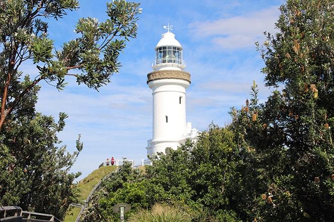 Byron Bay Cap Phare Australie