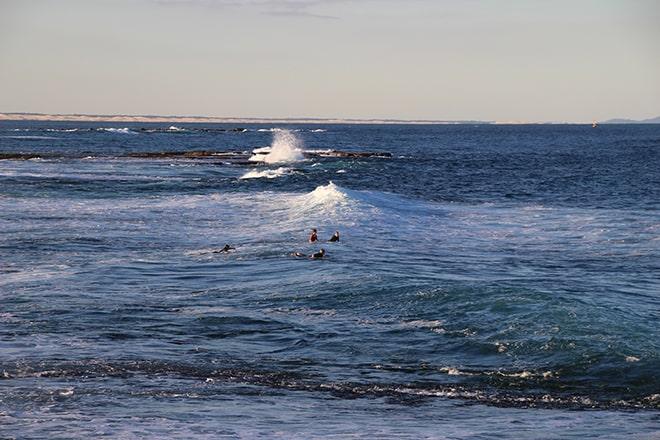 Surfeurs Newcastle