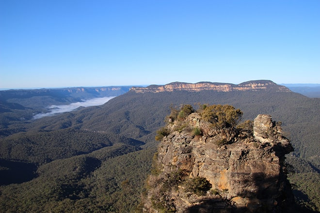 Vue Three Sisters - Blue Mountains