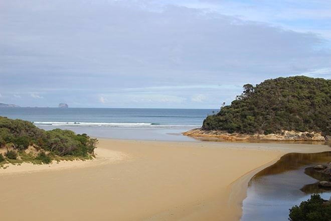 Wilsons Promontory plage