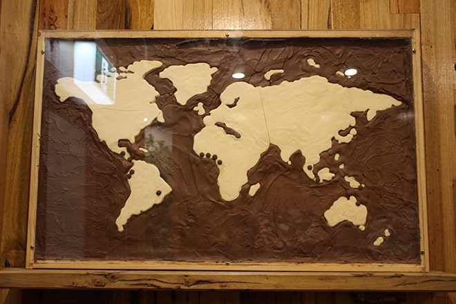 Monde de chocolat Phillip Island