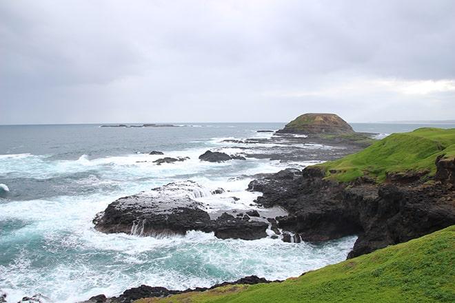 ocean seal rocks Phillip Island