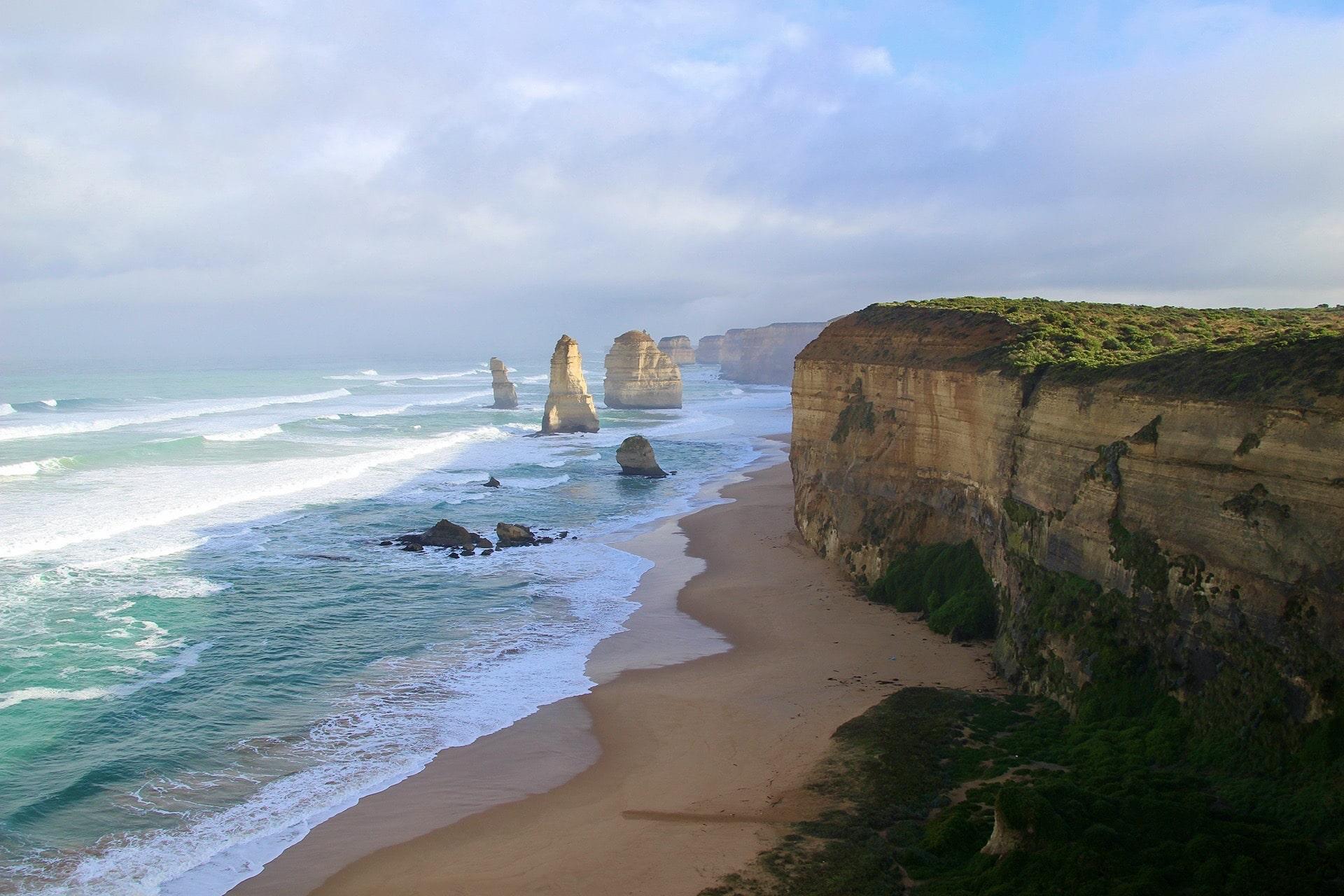 12 Apôtres Great Ocean Road Australie