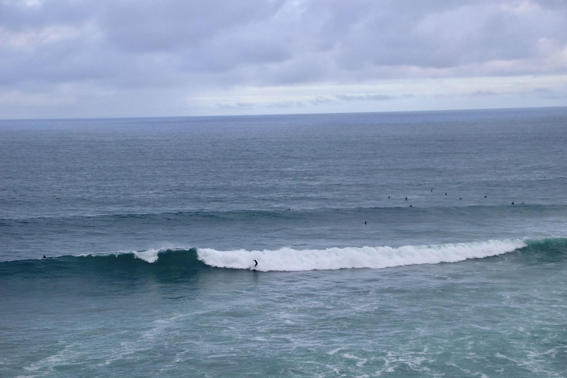 Bells Beach surfeurs Australie