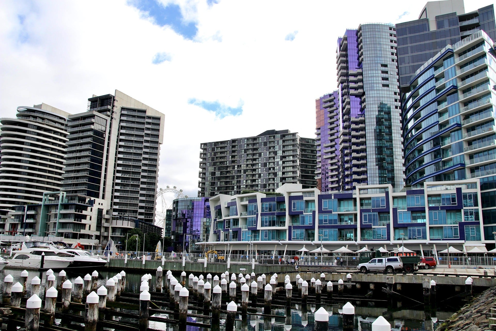 Quartier des Docks de Melbourne