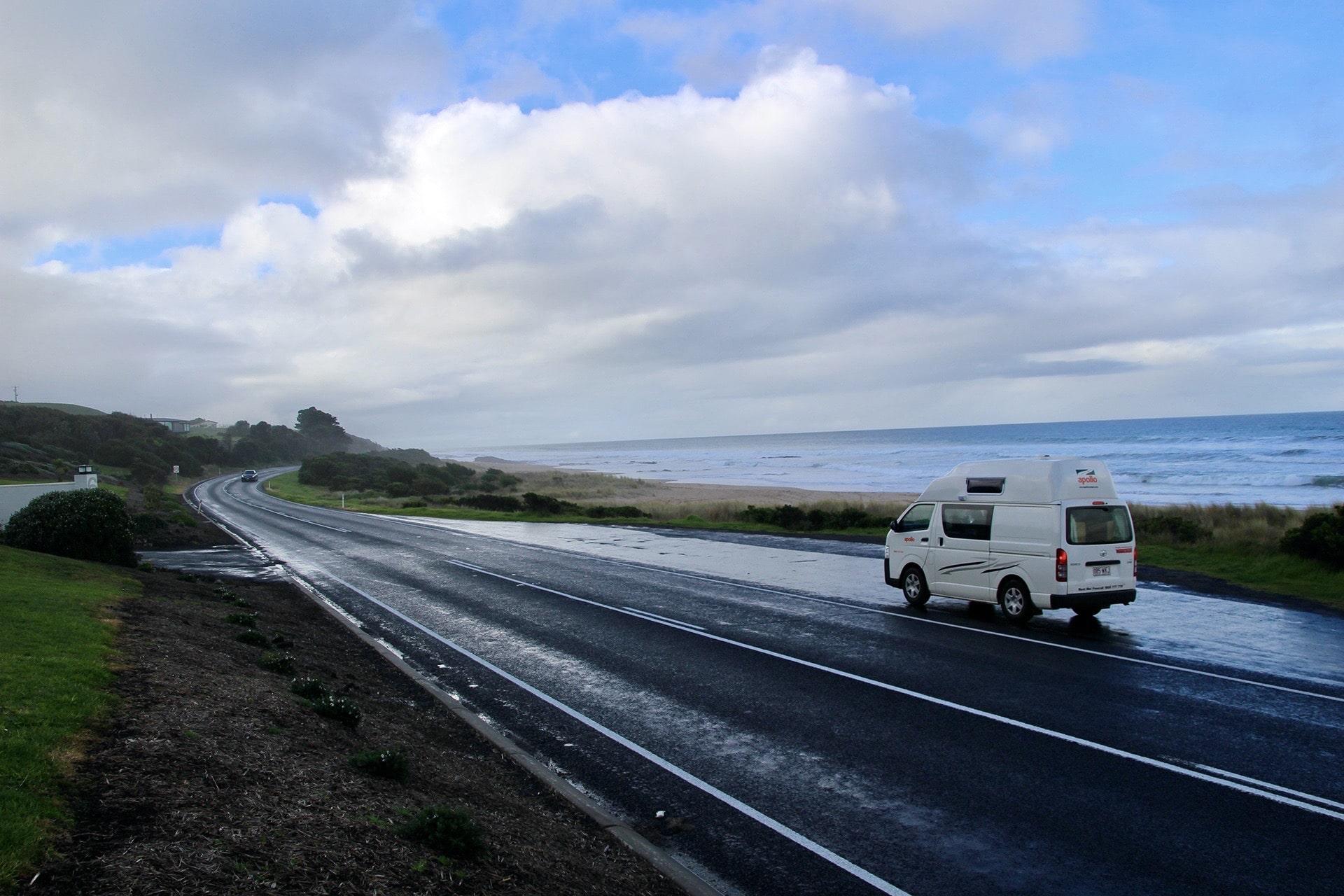 Van Great Ocean Road