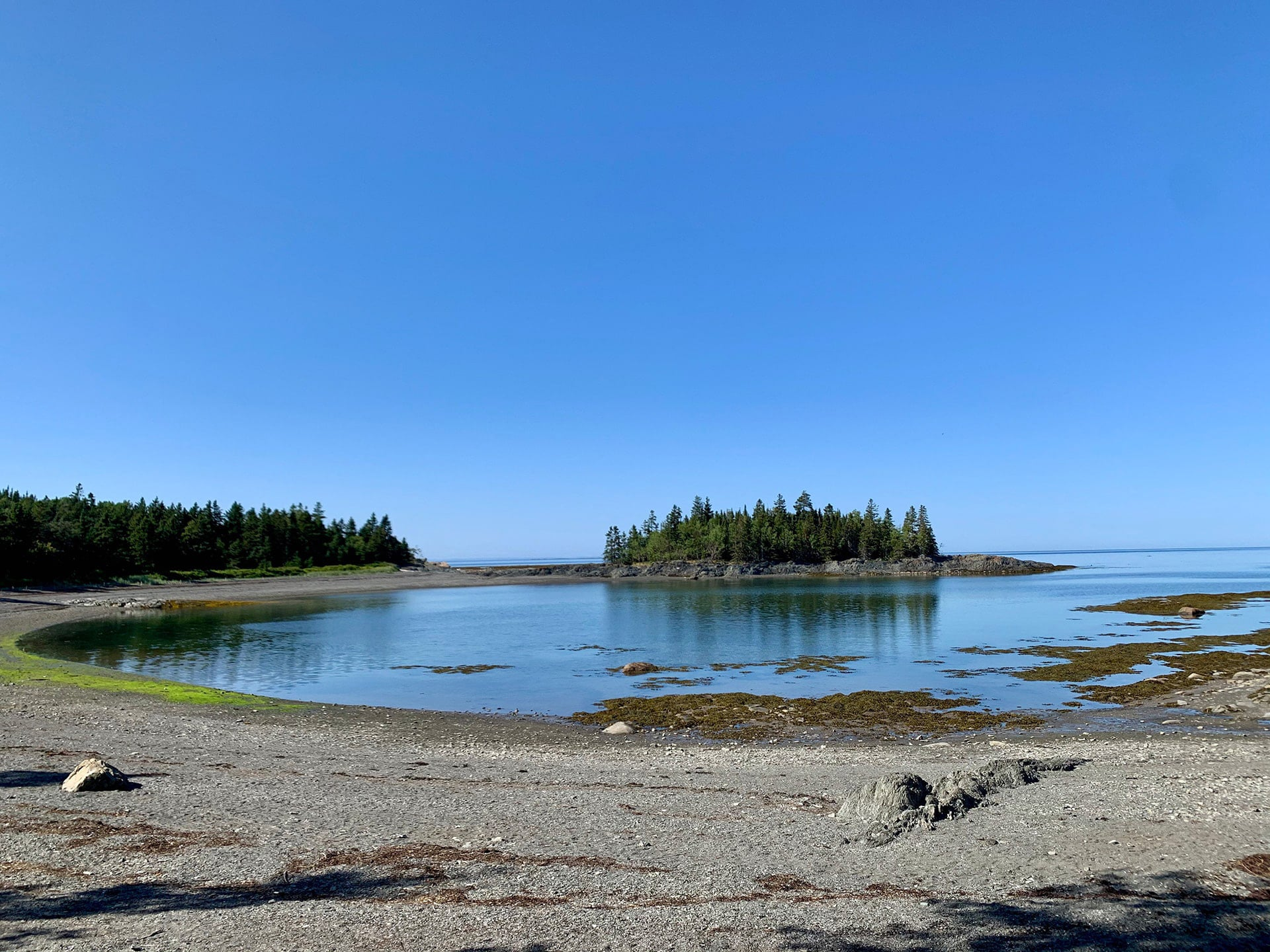Anse Parc du Bic - Québec