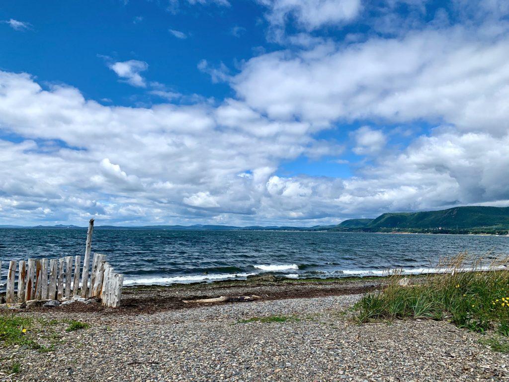 Baie de Carleton sur Mer