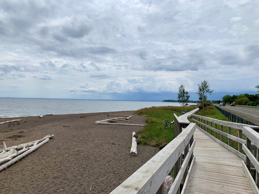 Boardwalk Maria Baie des Chaleurs