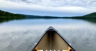 Canot Lac Témiscouata Québec