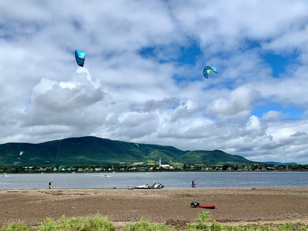 Kite surf Carleton sur Mer