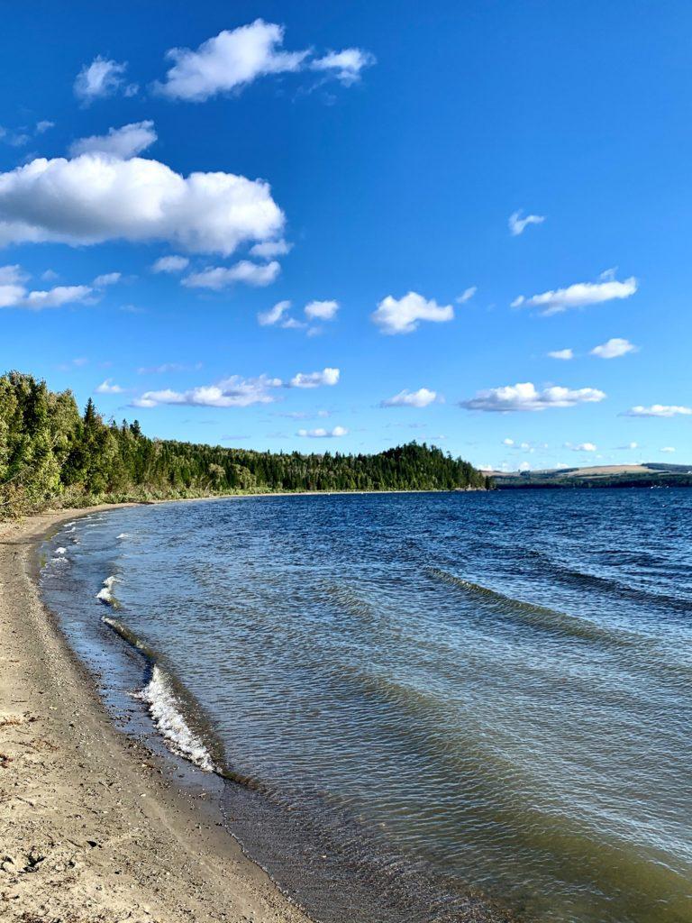 Lac Témiscouata Québec