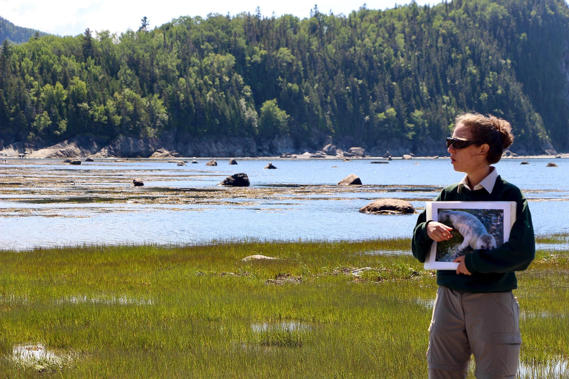 Naturaliste Parc du Bic Phoques