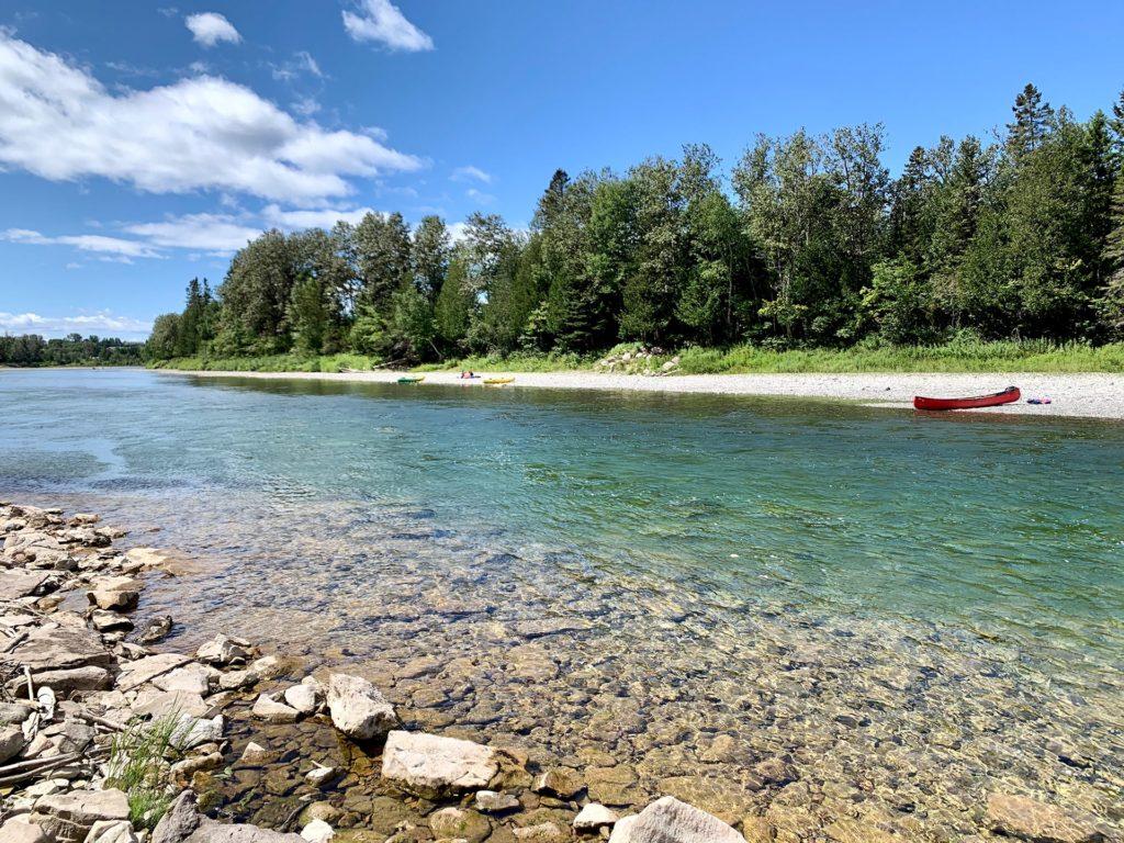 Rivière Bonaventure - Québec