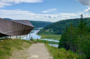 route des Belvédères - Deux rivières